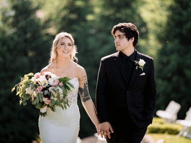 Allison and Brandon's Wedding in Buffalo, New York 47