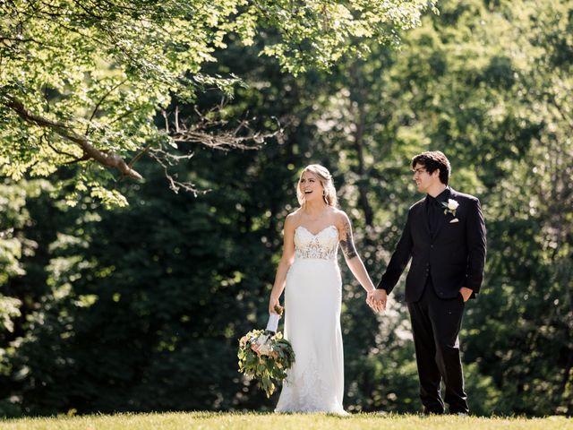 Allison and Brandon's Wedding in Buffalo, New York 49