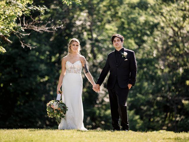 Allison and Brandon's Wedding in Buffalo, New York 50