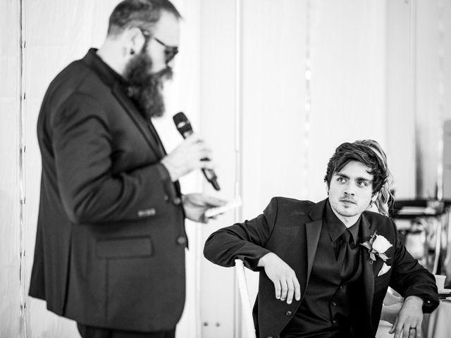 Allison and Brandon's Wedding in Buffalo, New York 56