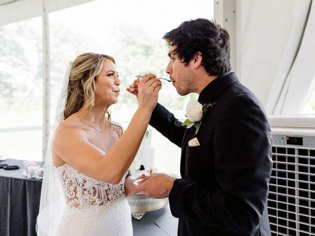 Allison and Brandon's Wedding in Buffalo, New York 58