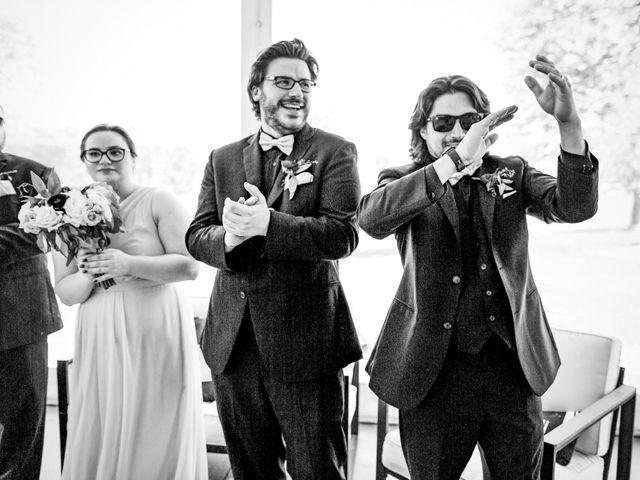 Allison and Brandon's Wedding in Buffalo, New York 60