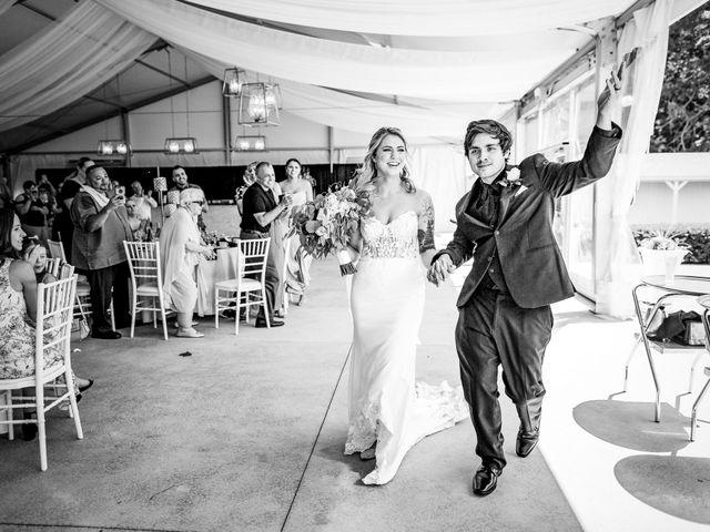 Allison and Brandon's Wedding in Buffalo, New York 61