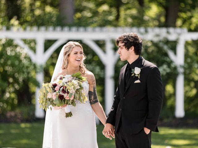 Allison and Brandon's Wedding in Buffalo, New York 62