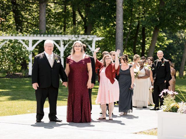 Allison and Brandon's Wedding in Buffalo, New York 63