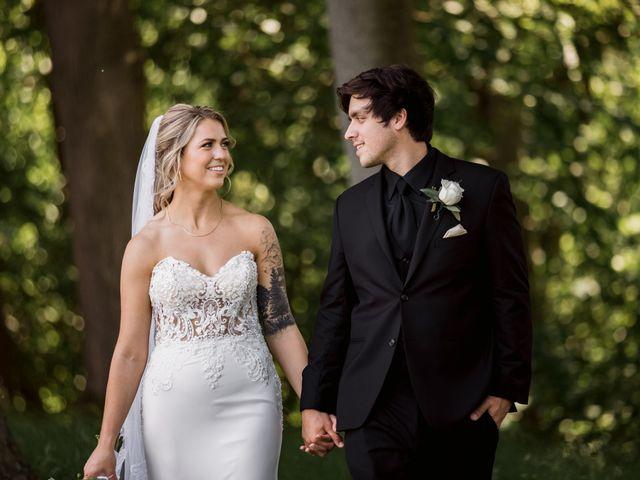 Allison and Brandon's Wedding in Buffalo, New York 69