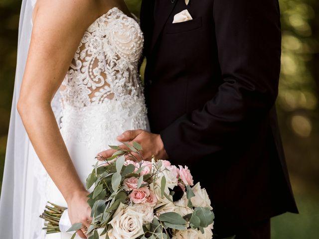 Allison and Brandon's Wedding in Buffalo, New York 73