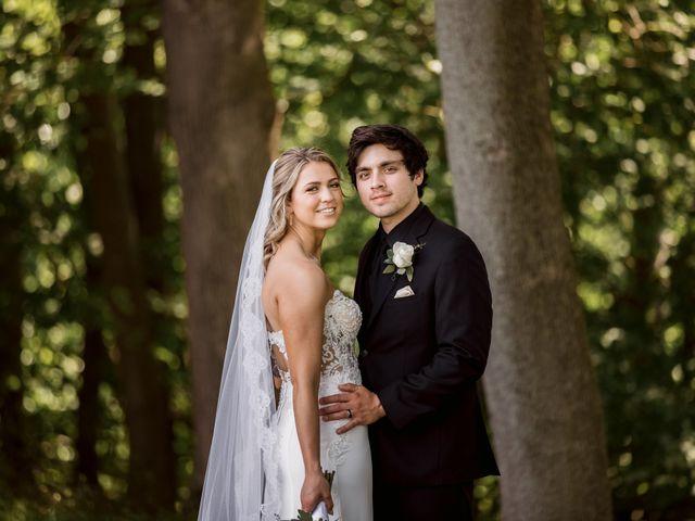 Allison and Brandon's Wedding in Buffalo, New York 75
