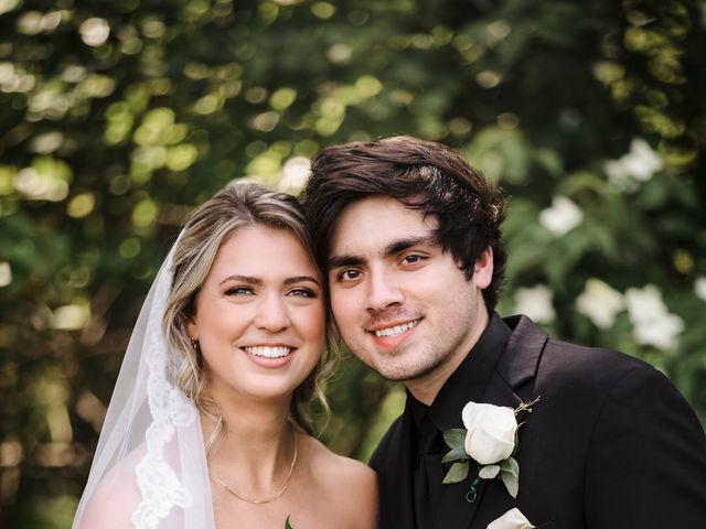 Allison and Brandon's Wedding in Buffalo, New York 83
