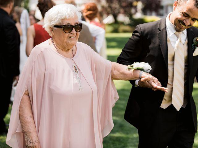 Allison and Brandon's Wedding in Buffalo, New York 85