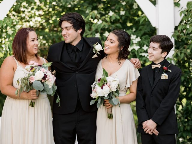 Allison and Brandon's Wedding in Buffalo, New York 87
