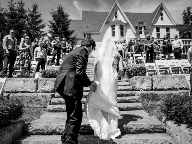 Allison and Brandon's Wedding in Buffalo, New York 92