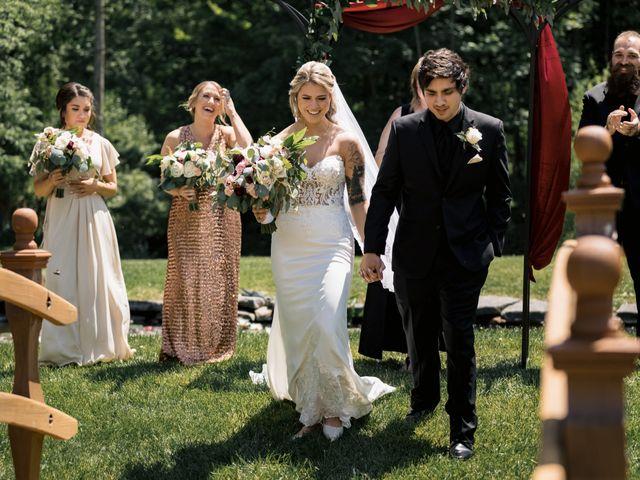 Allison and Brandon's Wedding in Buffalo, New York 93