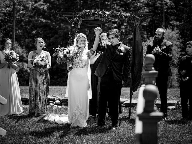 Allison and Brandon's Wedding in Buffalo, New York 94