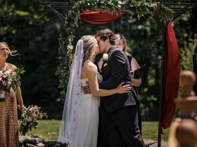 Allison and Brandon's Wedding in Buffalo, New York 95