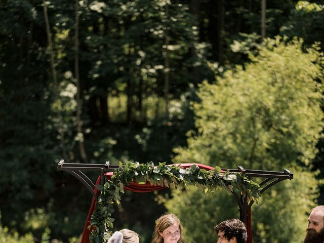 Allison and Brandon's Wedding in Buffalo, New York 98