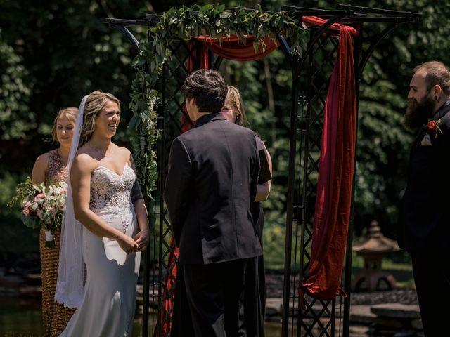 Allison and Brandon's Wedding in Buffalo, New York 101