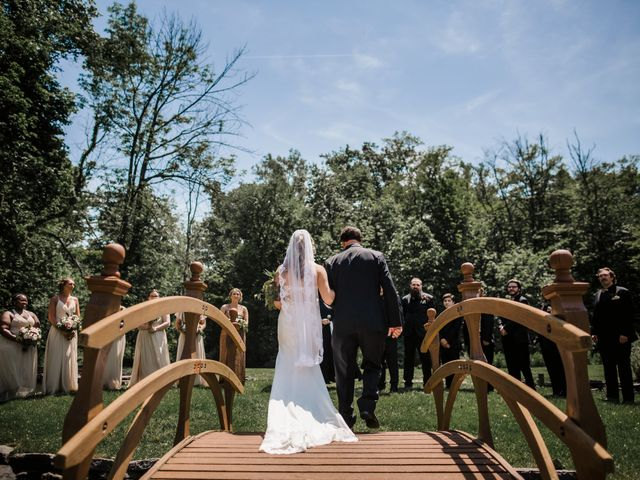 Allison and Brandon's Wedding in Buffalo, New York 103