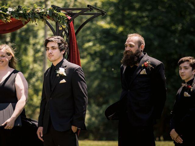 Allison and Brandon's Wedding in Buffalo, New York 104