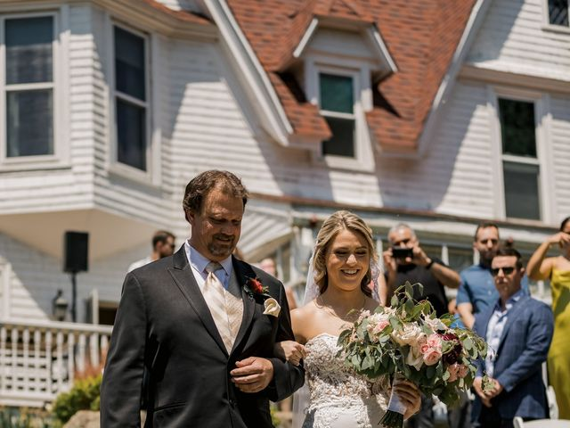 Allison and Brandon's Wedding in Buffalo, New York 106