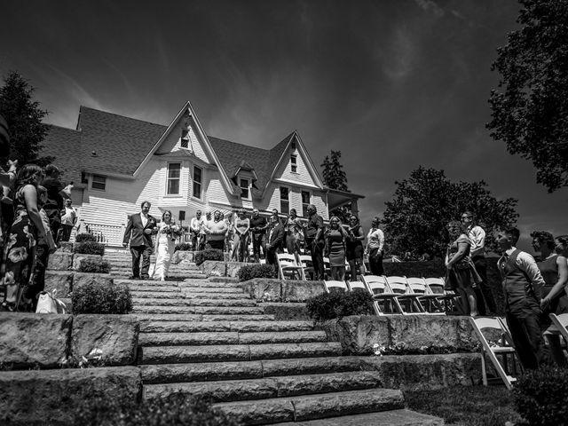 Allison and Brandon's Wedding in Buffalo, New York 107
