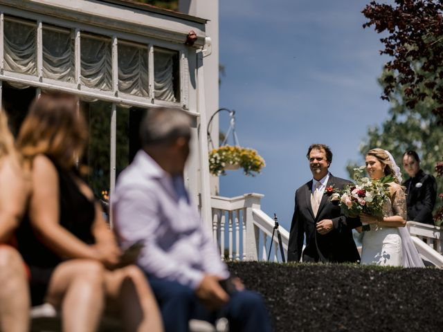 Allison and Brandon's Wedding in Buffalo, New York 109