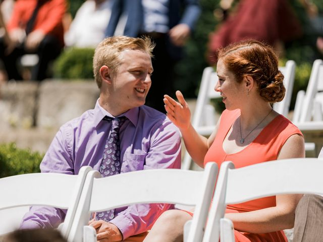 Allison and Brandon's Wedding in Buffalo, New York 117