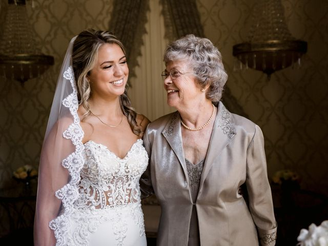 Allison and Brandon's Wedding in Buffalo, New York 123