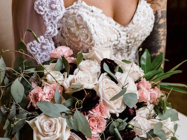 Allison and Brandon's Wedding in Buffalo, New York 140