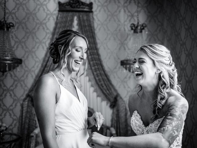 Allison and Brandon's Wedding in Buffalo, New York 150
