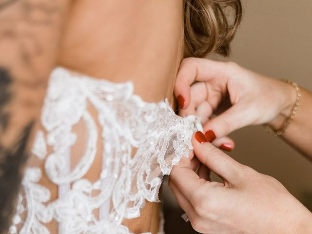 Allison and Brandon's Wedding in Buffalo, New York 156
