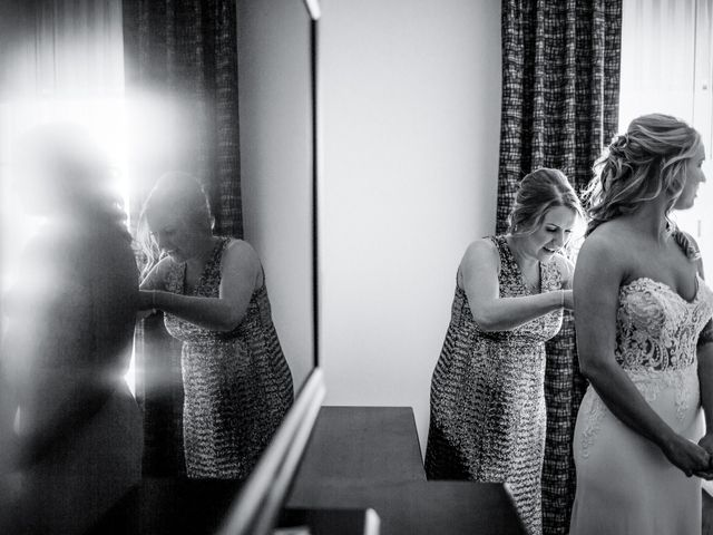 Allison and Brandon's Wedding in Buffalo, New York 157