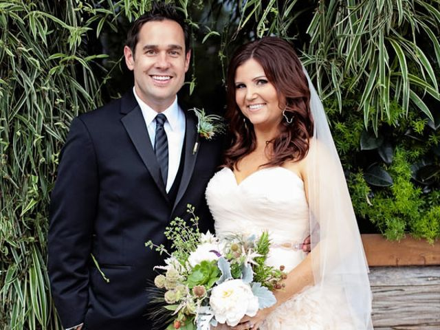 The wedding of Adam and Michelle
