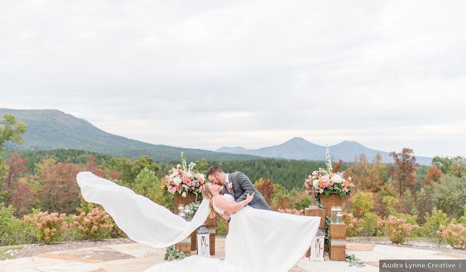 Ali and Andrew's Wedding in Lexington, Virginia
