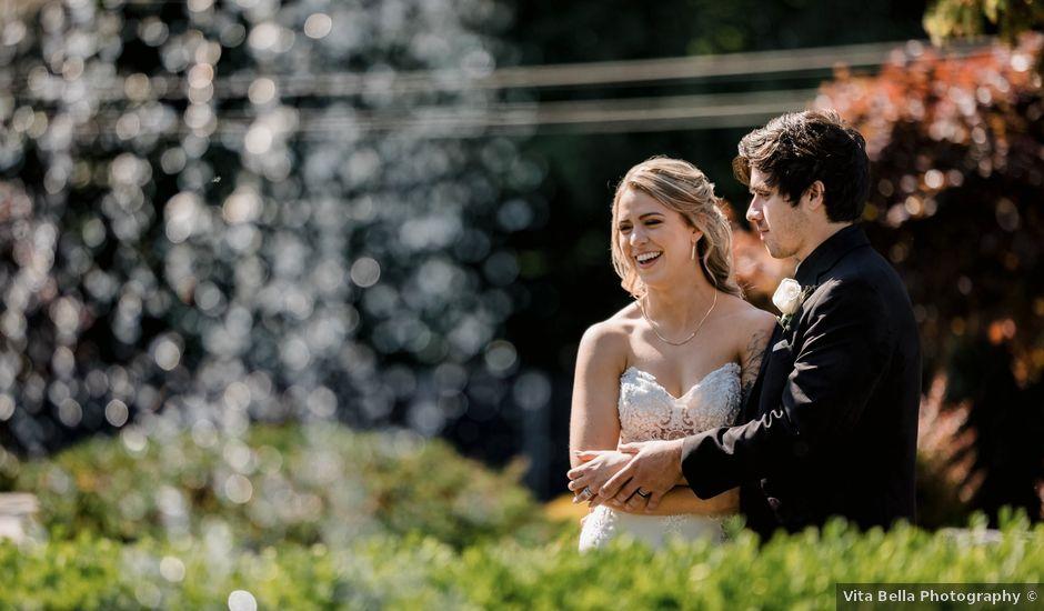 Allison and Brandon's Wedding in Buffalo, New York