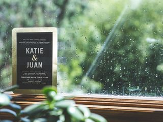 The wedding of Juan and Katie 2