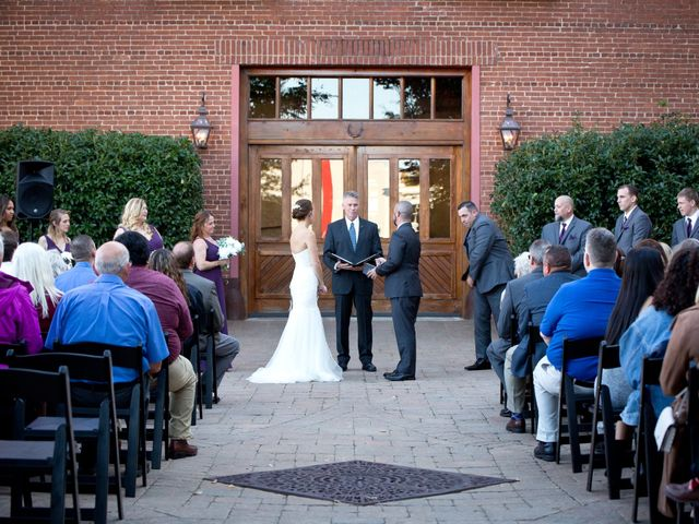 Bryan and Corrie's Wedding in Anderson, South Carolina 10
