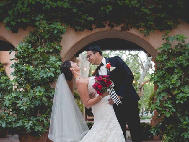 The wedding of Juan and Katie
