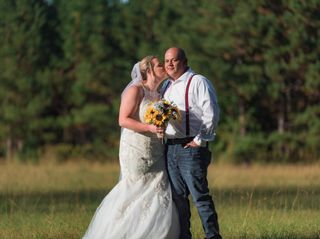 The wedding of Breanna and Kenneth 2