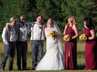 The wedding of Breanna and Kenneth 3