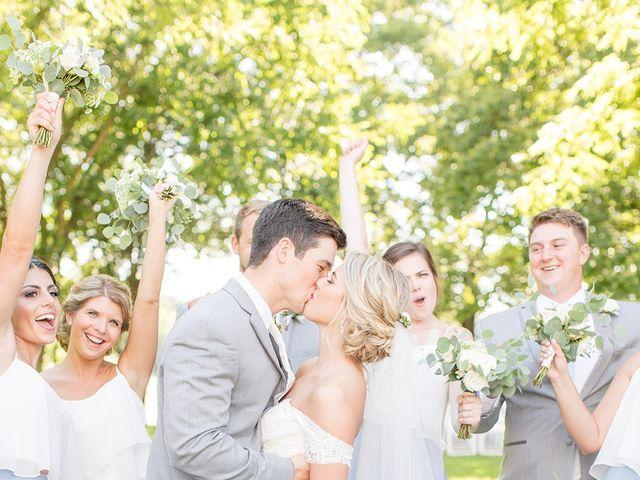 Rhett and Addie's Wedding in Columbia, Tennessee 3