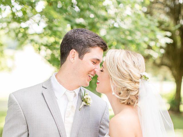 Rhett and Addie's Wedding in Columbia, Tennessee 5
