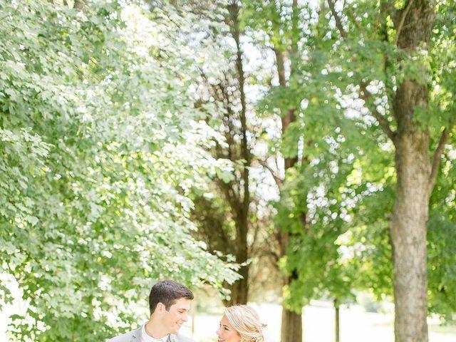 Rhett and Addie's Wedding in Columbia, Tennessee 6