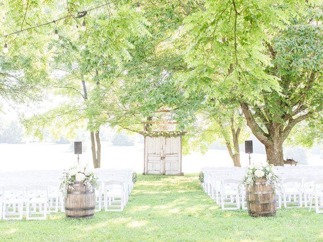 Rhett and Addie's Wedding in Columbia, Tennessee 10