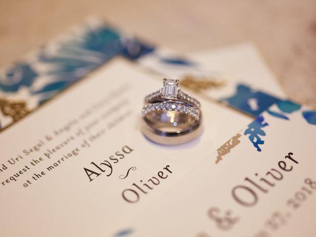 Oliver and Alyssa's Wedding in Saint Augustine, Florida 2