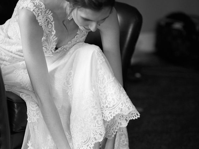Oliver and Alyssa's Wedding in Saint Augustine, Florida 9