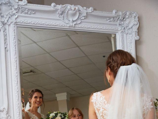 Oliver and Alyssa's Wedding in Saint Augustine, Florida 11