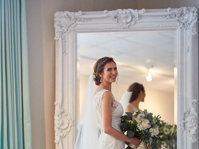 Oliver and Alyssa's Wedding in Saint Augustine, Florida 12
