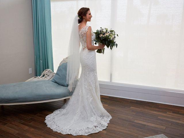 Oliver and Alyssa's Wedding in Saint Augustine, Florida 13