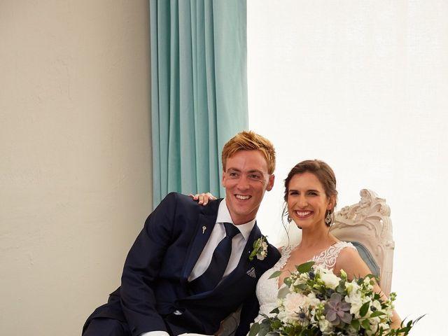 Oliver and Alyssa's Wedding in Saint Augustine, Florida 15
